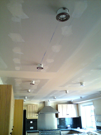 ceiling repairs and ceiling installers in Hampshire